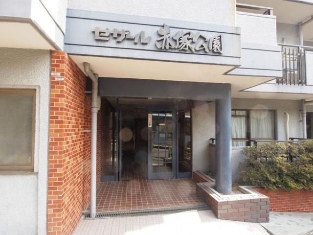 【エントランス】セザール赤塚公園