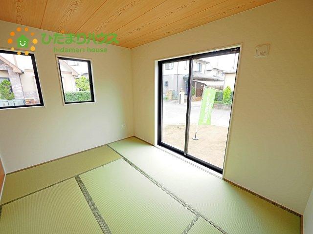 きれいで明るい和室です