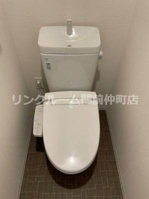 【トイレ】ベルシード門前仲町