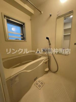 【浴室】ベルシード門前仲町