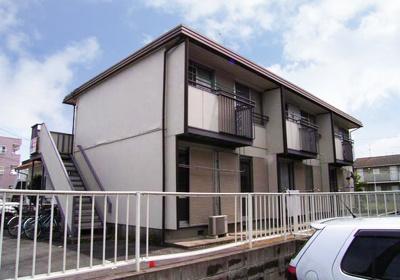【外観】新宿町ハイツ