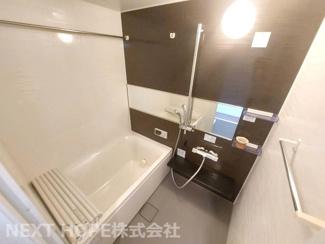 新品の浴室ユニットバスです♪一日の疲れを癒してくれます(^^)