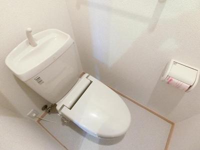 【トイレ】ロータスガーデンA