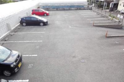 【駐車場】カルテットメナー