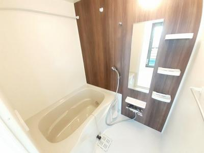 【浴室】アルカンシェル桜並木