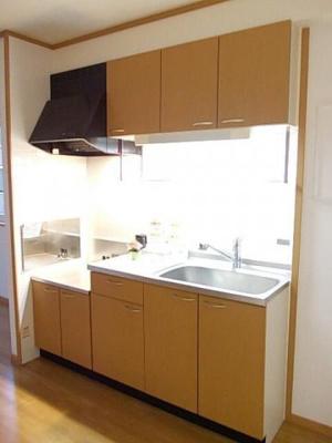 【キッチン】ベルオーブメゾンB