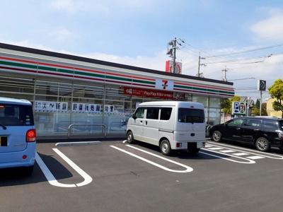 セブンイレブン福山西新涯町店まで240m