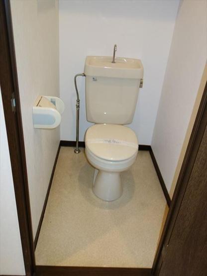 【トイレ】折立ビル