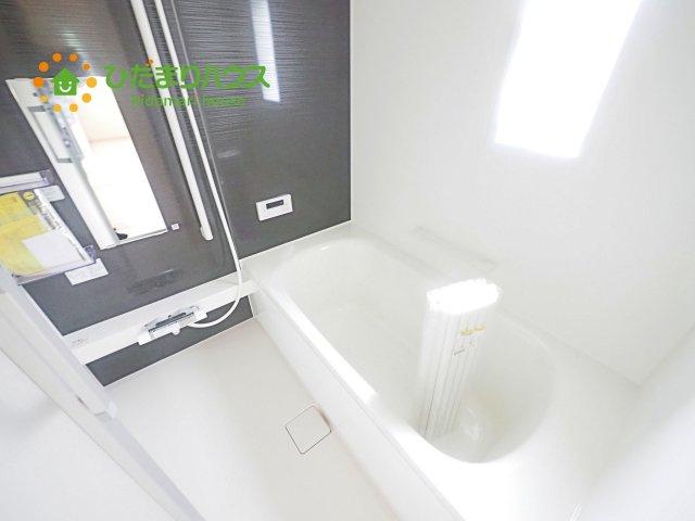 【浴室】下妻市北大宝第1 新築戸建 5号棟