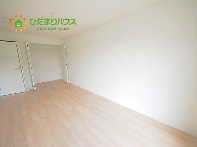 【洋室】下妻市北大宝第1 新築戸建 5号棟
