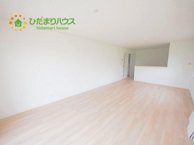 【居間・リビング】下妻市北大宝第1 新築戸建 5号棟