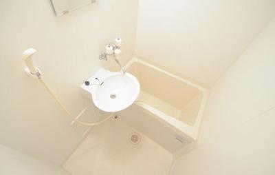 【浴室】レオパレス旭水