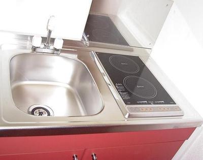 【キッチン】レオパレス泉3