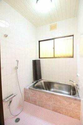 【浴室】矢部町貸家
