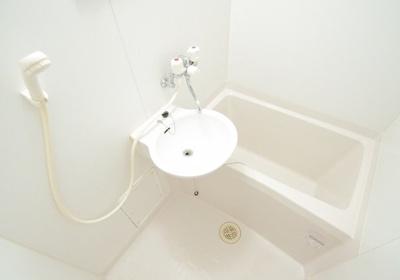 【浴室】レオパレスルート向山