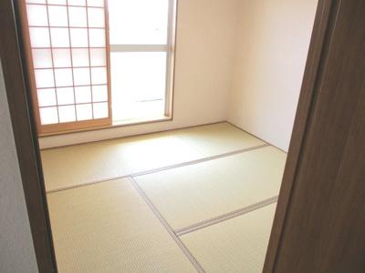 【和室】名谷27団地110号棟