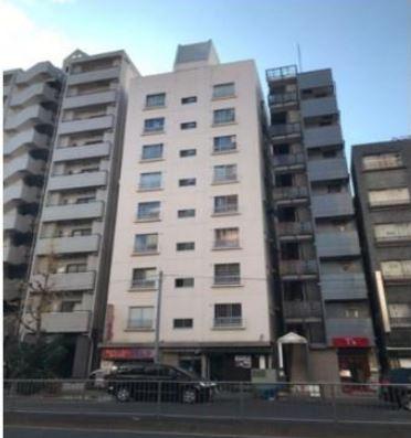【外観】文京区本駒込 4階区分事務所