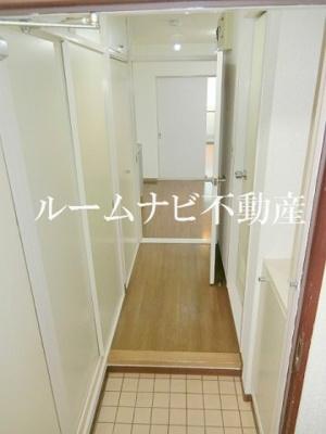 【洋室】アローマ東上野