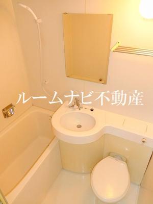 【浴室】アローマ東上野