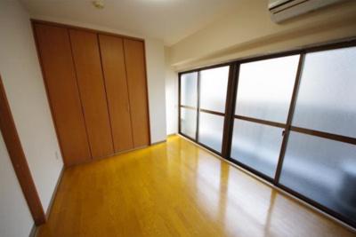 【寝室】蔵前中央ビル