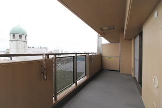【バルコニー】ファミール北大阪ライトコート