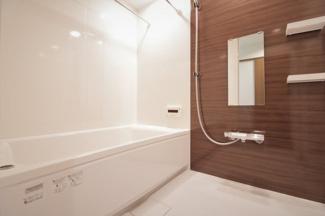 【浴室】ファミール北大阪ライトコート