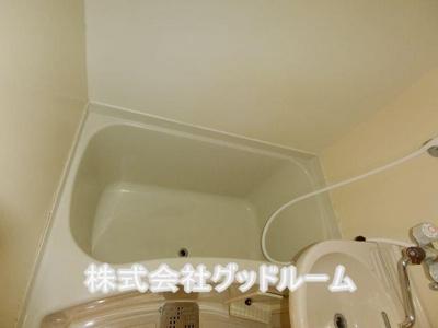 【浴室】レオパレス小比企