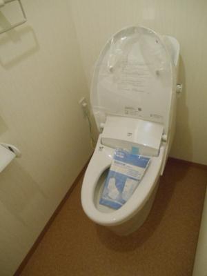 【トイレ】レガシィ白楽