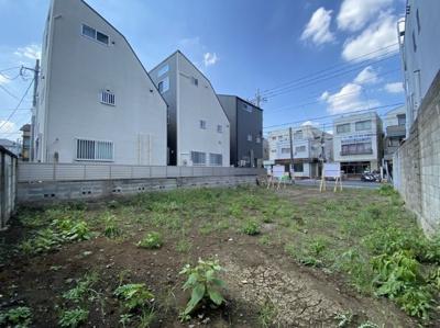 【外観】杉並区西荻北4丁目 建築条件付き売地 A区画 7190万円