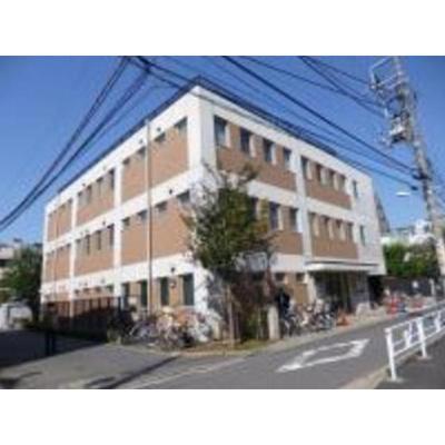 図書館「渋谷区立西原図書館まで110m」