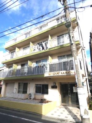 京浜急行線「雑色」駅より徒歩6分のマンションです