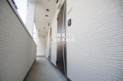 【エントランス】エクレール橋本