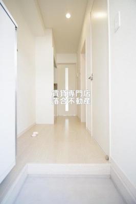 【玄関】エクレール橋本