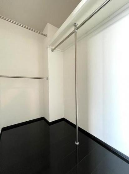 パークコート麻布十番ザタワー:ウォークインクローゼット画像です!