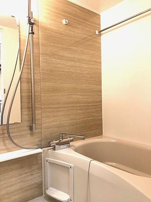 【浴室】スカイコート清澄庭園