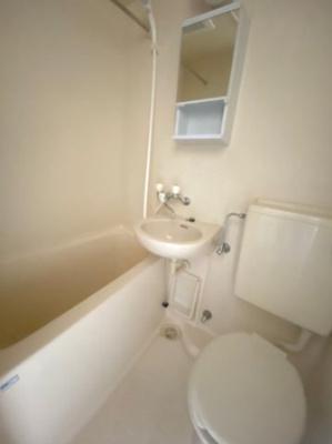 【浴室】ルネ和田町