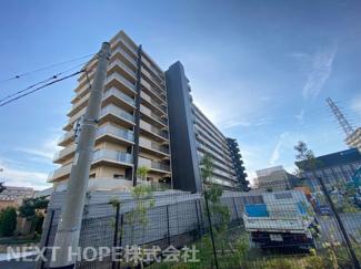 【アークレジデンス尼崎立花】地上10階建 総戸数96戸 ご紹介のお部屋は最上階10階部分です♪