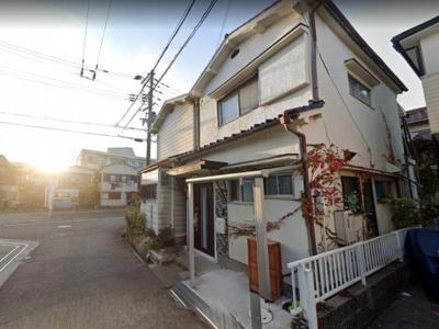 【外観】東野町貸家