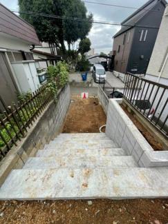 【外観】横浜市南区六ッ川3丁目 新築戸建て 3LDK