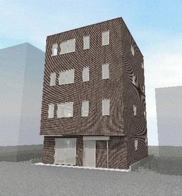 【外観】白楽駅徒歩3分 新築一棟貸店舗・事務所