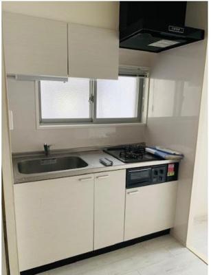 【キッチン】港区六本木 3階 区分事務所