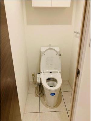 【トイレ】港区六本木 3階 区分事務所
