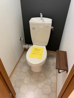 【トイレ】マルニコーポ都島第3