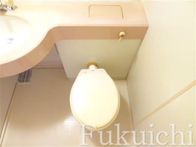 【トイレ】ライフイン祐天寺