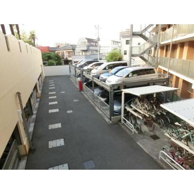 【駐車場】ゼファー四つ木ザナドゥ21