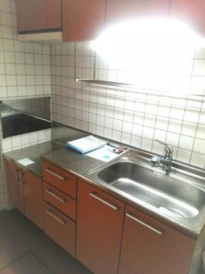 【キッチン】メゾン ド ジャスミン