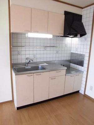 【キッチン】センプレ ヴェルデⅠ