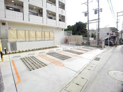 【駐車場】プラシード楚辺