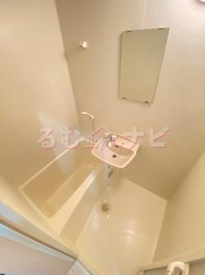 【浴室】ルーブル平尾