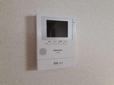 【セキュリティ】山根マーヴェラスマンション